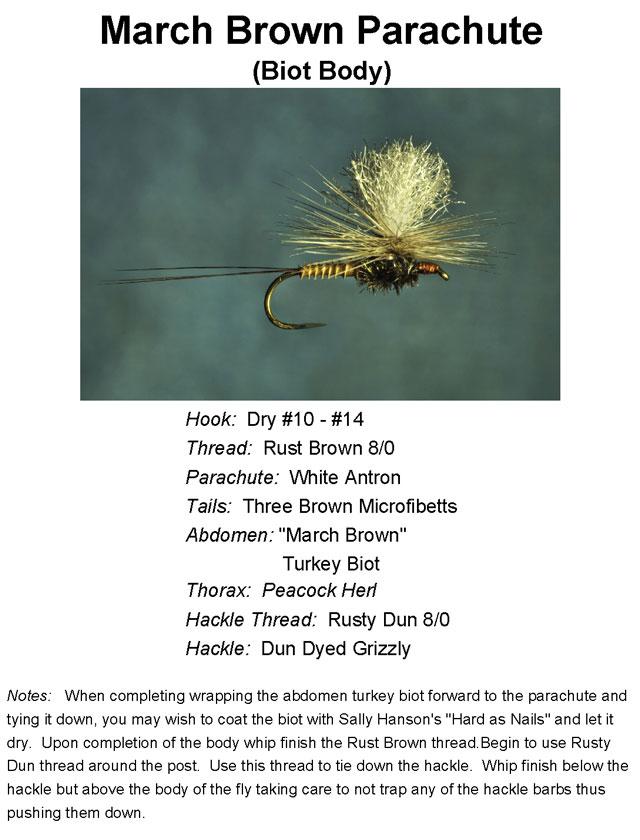 TU 692 Flies - Mayflies